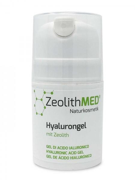 Zeolith MED® Hyalurongel 50ml, Naturkosmetik