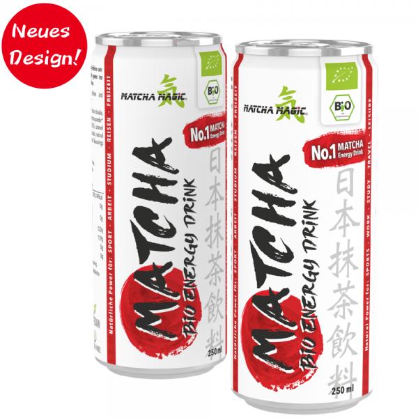 6 Matcha Energy Drinks