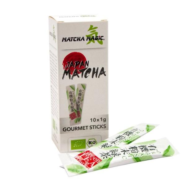 Bio Matcha Sticks 10 x 1g