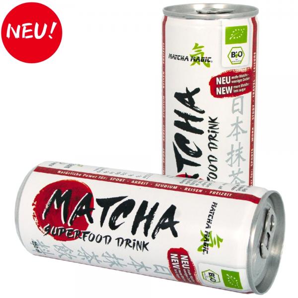 Matcha Superfood Drink