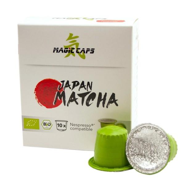 Matcha Caps (Nespresso®-Kompatibel)